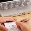 Ausbildung, Bewerbung, Bewerben, dritte Seite, Zeugnis